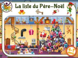 Escape game de Noël pour enfants de 6 et 7 ans