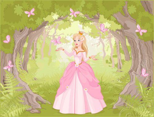 Kit de jeu anniversaire à imprimer des princesses