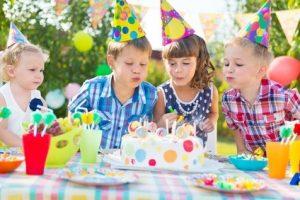 Animation pour anniversaire d'enfants