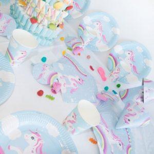 organiser un anniversaire licorne