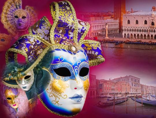 Jeu d'enquête à imprimer pour enfants au carnaval de Venise