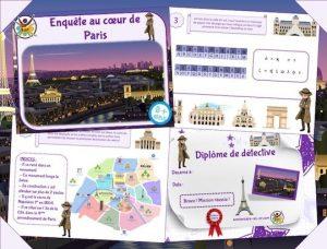 Jouez au détective en menant cette enquête au cœur de Paris!