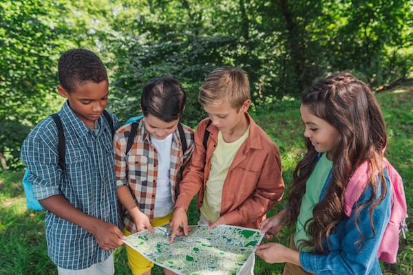 Organiser un jeu de piste pour enfant lors d'un anniversaire!