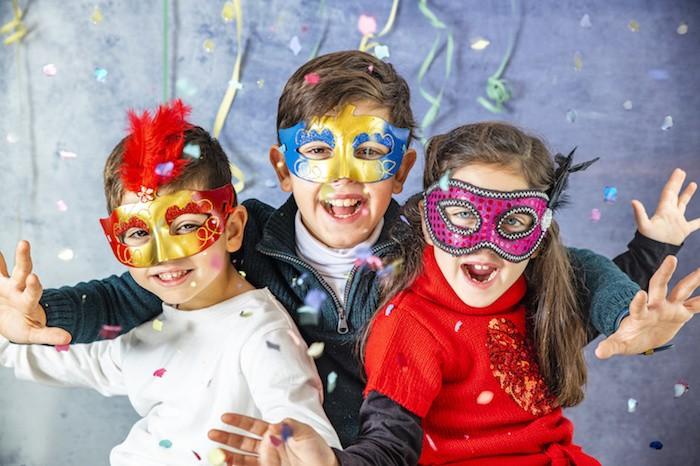 Idées de jeux et activités pour enfants sur le carnaval
