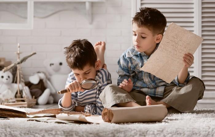 organiser une chasse au trésor pour enfants