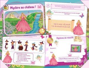 Kit de jeu complet à imprimer pour chasse au trésor princesse!