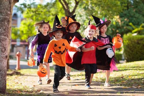 Idées de jeux et activités enfants pour Halloween