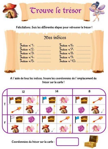 Cahier de jeux et activités pour enfants, niveau CP