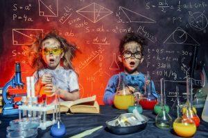 activités scientifiques pour enfants pendant le confinement