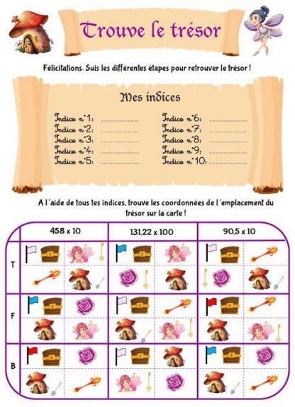 Cahier d'activités enfant à imprimer niveau CM1-CM2