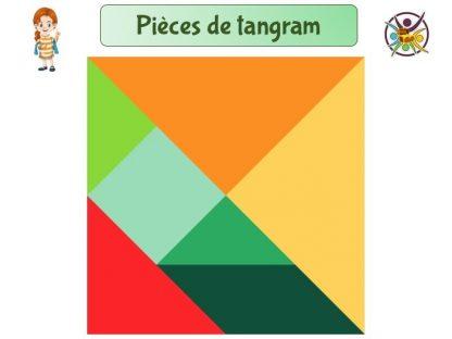 imprimez le jeu du tangram