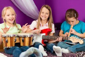 jeux musicaux pour enfant
