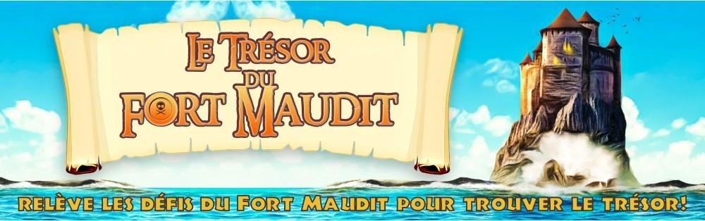 chasse au trésor du fort maudit