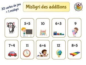 Jeu du mistigri des additions