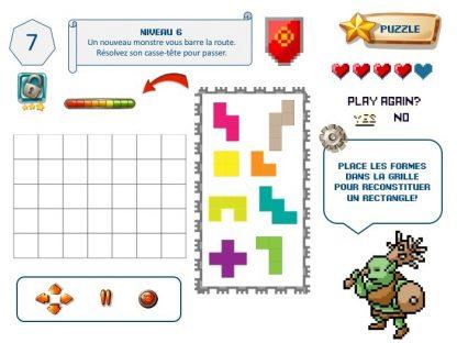 Organisez un jeu d'évasion thème jeu vidéo pour l'anniversaire de votre enfant