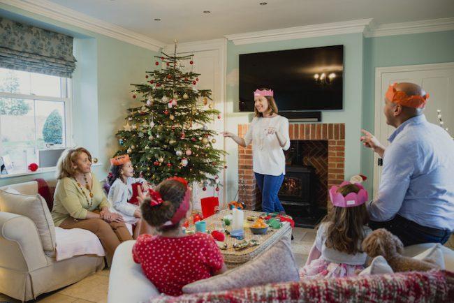 Une minute pour gagner : jeu de challenge, édition Noël