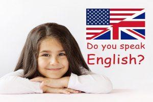 Apprendre l'anglais aux enfants