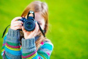 Organiser un rallye photos avec des enfants