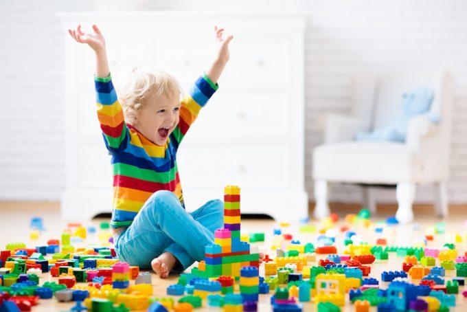 le jeu indispensable au développement de l'enfant