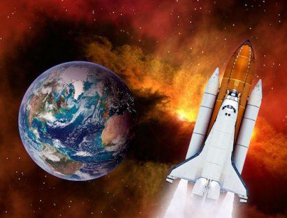 Kit d'escape game à imprimer Mission spatiale