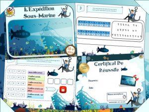 kit de jeu d'escape game pour enfants de 10-12 ans