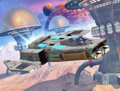 Escape game enfant à imprimer pour anniversaire Star Wars