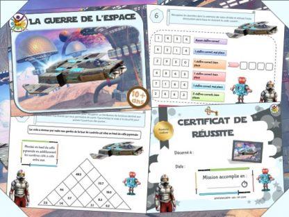 Escape game pour animation anniversaire Star Wars, 10 à 12 ans