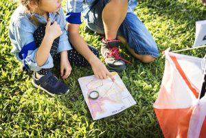 Organiser une course d'orientation pour enfant