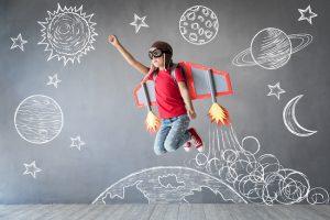 Développer la créativité chez l'enfant
