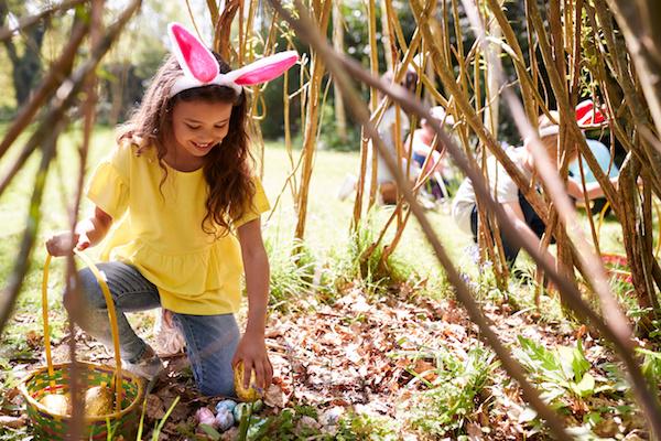 Idées de jeux de Pâques pour enfant