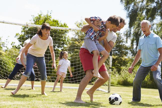 Idées de jeux en famille, réunion familiale