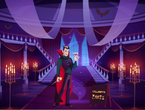 Escape game Dracula pour enfants de 10 à 12 ans
