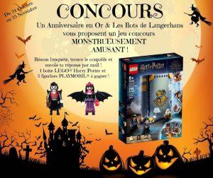 jeu concours Halloween pour enfant